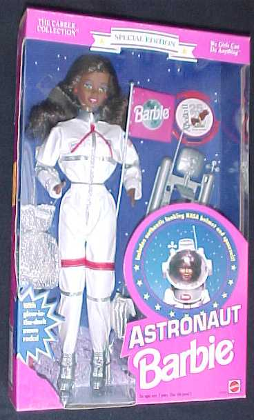 astronaut african american barbie dolls - photo #27