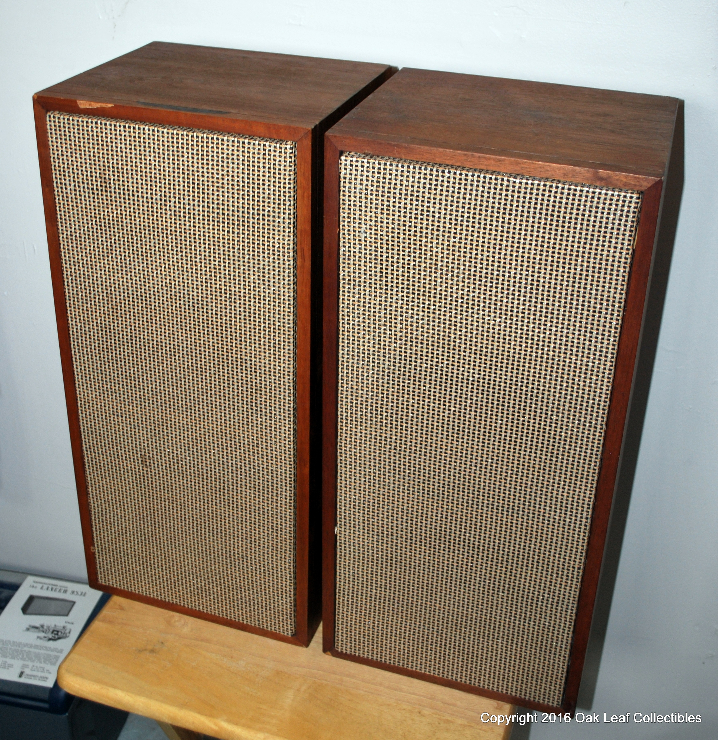 Vintage Stereo Equipment For Sale!